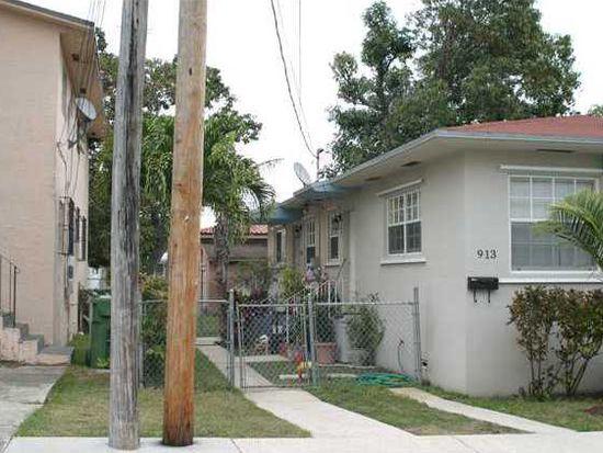 911 SW 8th Ct, Miami, FL 33130