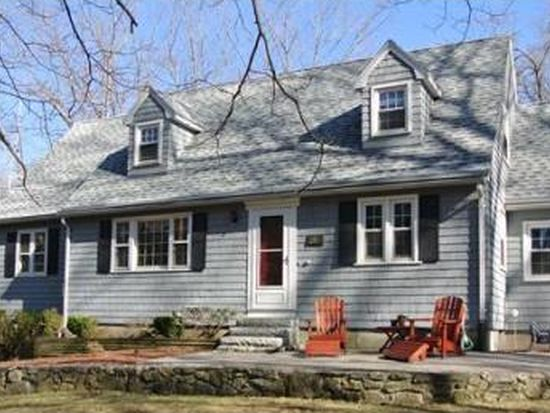 83 Campbell Rd, North Andover, MA 01845
