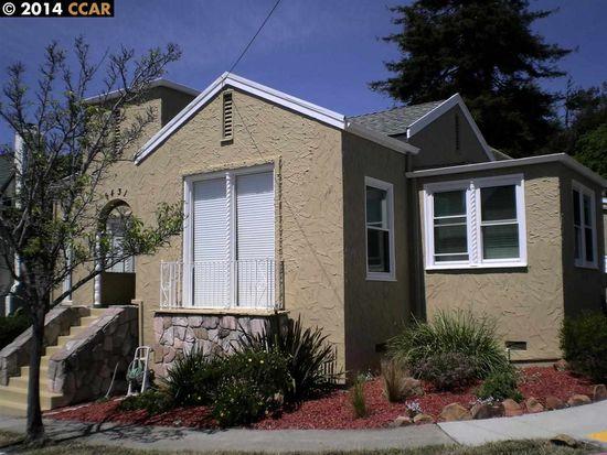 5431 Hillside Ave, El Cerrito, CA 94530