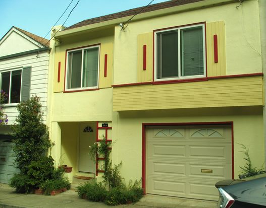 751 Foerster St, San Francisco, CA 94127