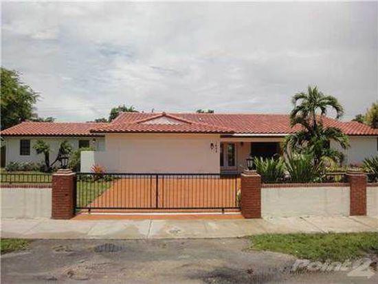 1600 SW 126th Pl, Miami, FL 33175