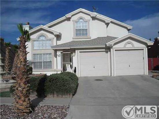 1340 Jim Paul Dr, El Paso, TX 79936