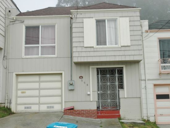 358 Bright St, San Francisco, CA 94132