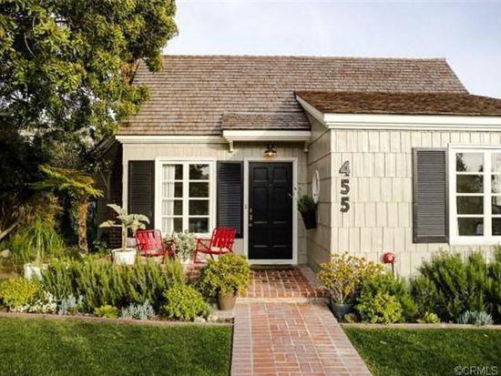 455 Linden St, Laguna Beach, CA 92651