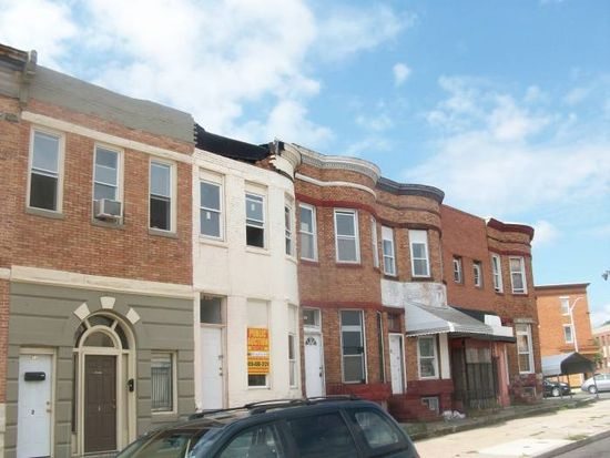 1351 W North Ave, Baltimore, MD 21217
