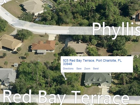925 Red Bay Ter NW, Port Charlotte, FL 33948