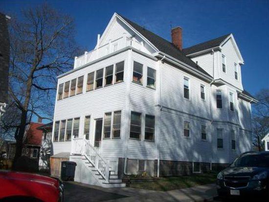 104 Florence St, Boston, MA 02131