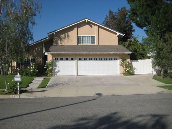 6472 Pinion St, Oak Park, CA 91377