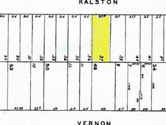 454 Ralston St, San Francisco, CA 94132