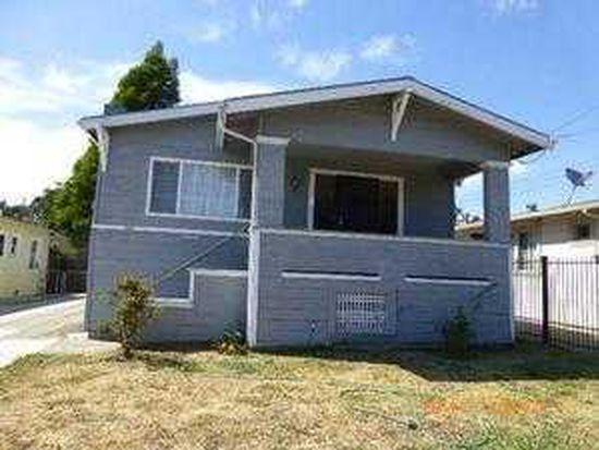 2447 Bartlett St, Oakland, CA 94601