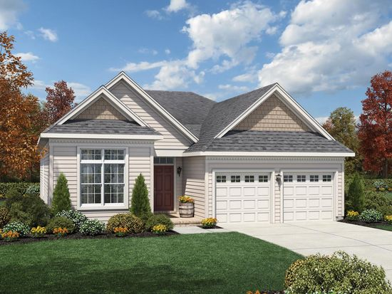 Westridge - Regency at Bowes Creek Country Club Active Adult Single Fami by Toll Brothers