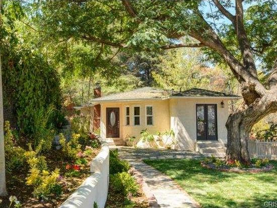 3821 Multiview Dr, Los Angeles, CA 90068