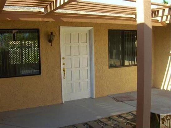 2286 E Hildy Ln, Palm Springs, CA 92262