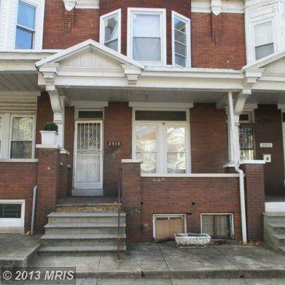 2515 Edmondson Ave, Baltimore, MD 21223