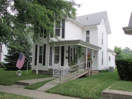 330 W 7th St, Rushville, IN 46173