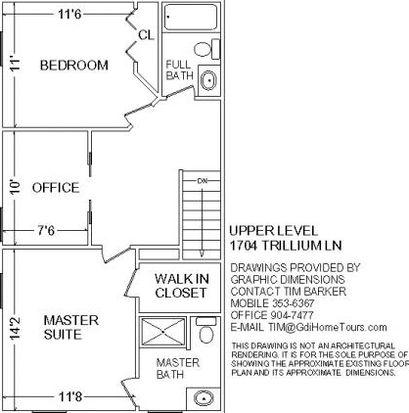 1704 Trillium Ln, Blacksburg, VA 24060