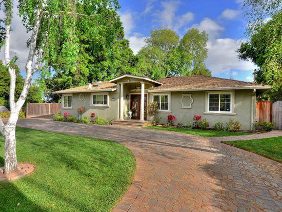 12940 Pierce Rd, Saratoga, CA 95070