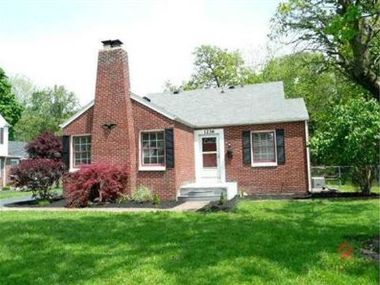 1236 Park Rd, Anderson, IN 46011