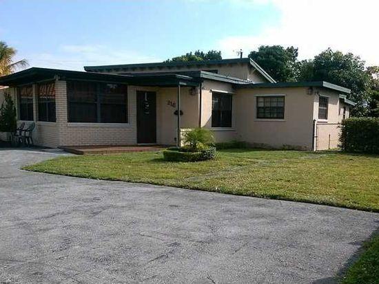 216 W 45th St, Hialeah, FL 33012