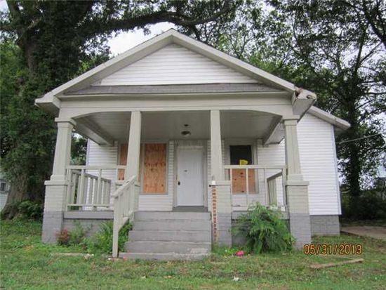 3355 Rockwood Ave, Memphis, TN 38122