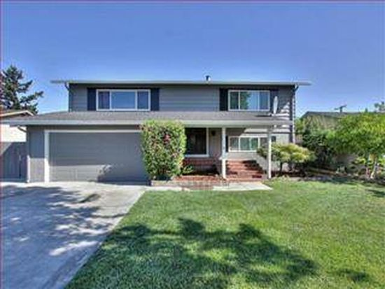 1517 Glencrest Dr, San Jose, CA 95118