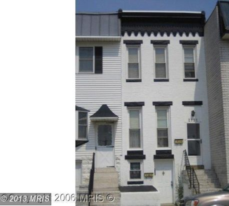 2151 Huntingdon Ave, Baltimore, MD 21211