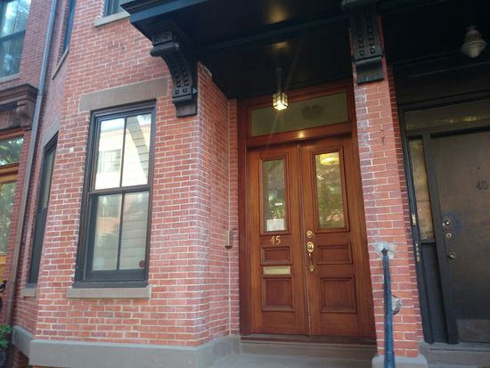 45 Milford St APT 2, Boston, MA 02118