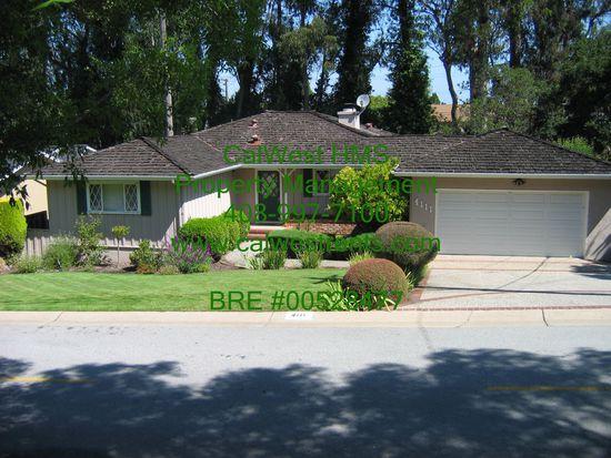 4111 Kingridge Dr, San Mateo, CA 94403