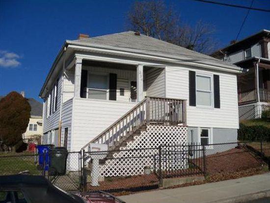 236 Mount Hope Ave, Fall River, MA 02724