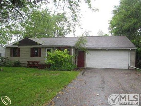 3543 Frankman Ave, Waterford, MI 48329