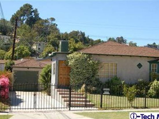 4121 Guardia Ave, Los Angeles, CA 90032