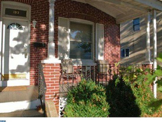 193 Franklin Ave, Phoenixville, PA 19460