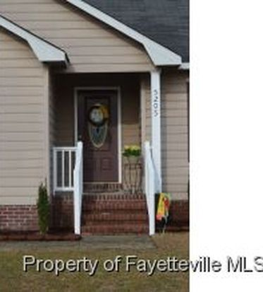 5205 Thackeray Dr, Fayetteville, NC 28306