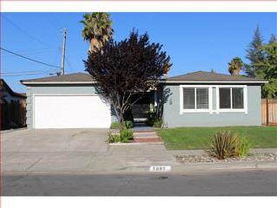 5892 Falon Way, San Jose, CA 95123
