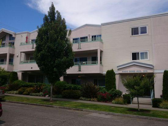 6300 32nd Ave NW APT 301, Seattle, WA 98107