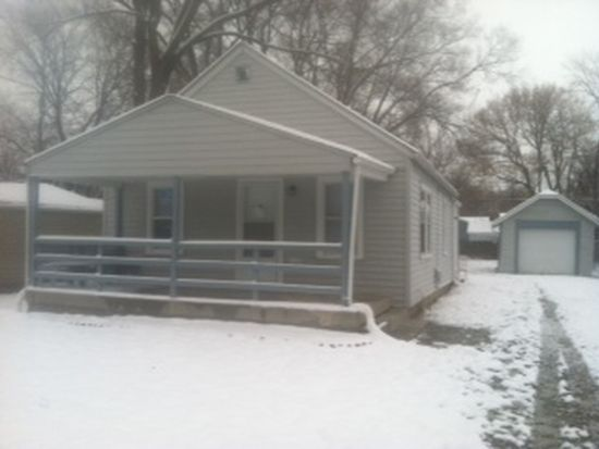 315 Woodrow Ave, Indianapolis, IN 46241