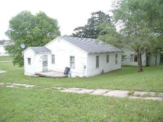 406 W Markey St, Princeton, MO 64673