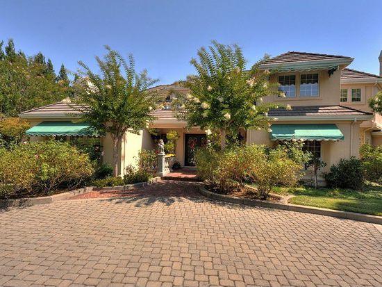 16036 Greenwood Rd, Monte Sereno, CA 95030