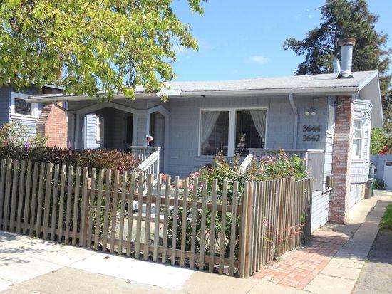 3642 Loma Vista Ave, Oakland, CA 94619