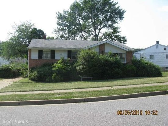 3702 Pinelea Rd, Baltimore, MD 21208