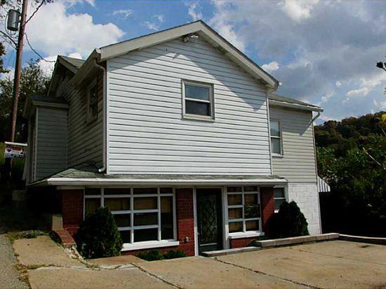 673 1st Ave, Bridgeville, PA 15017