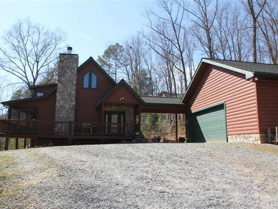 170 Grant Ln, Mineral Bluff, GA 30559