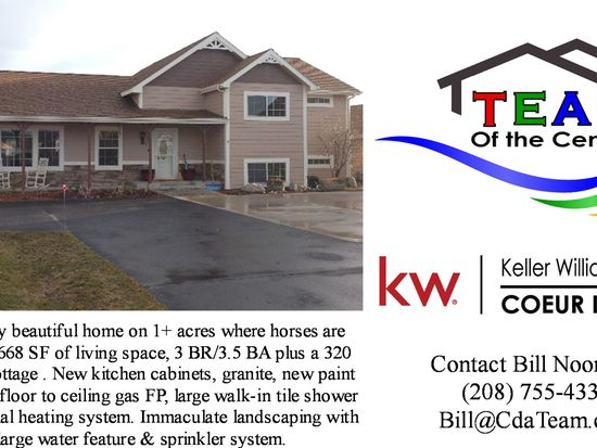 2260 W Polo Green Ave, Post Falls, ID 83854