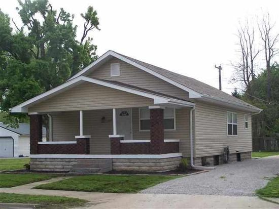 1607 N 25th St, Terre Haute, IN 47804