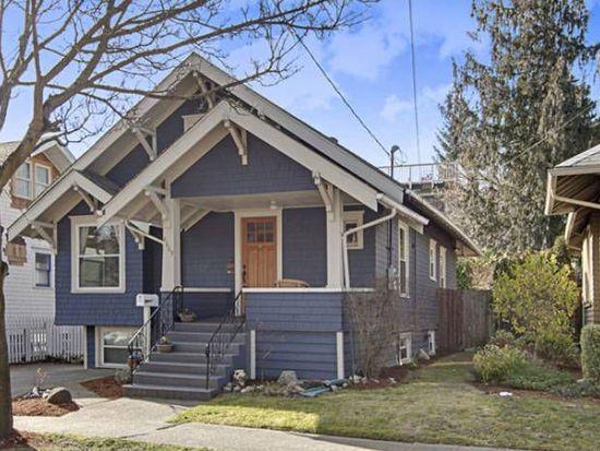 4669 1st Ave NE, Seattle, WA 98105