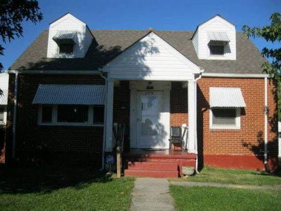 2729 Tremont Dr NW, Roanoke, VA 24017