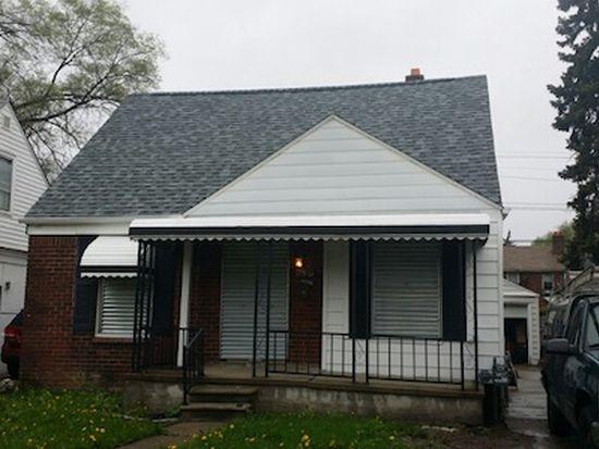 19961 Hartwell St, Detroit, MI 48235