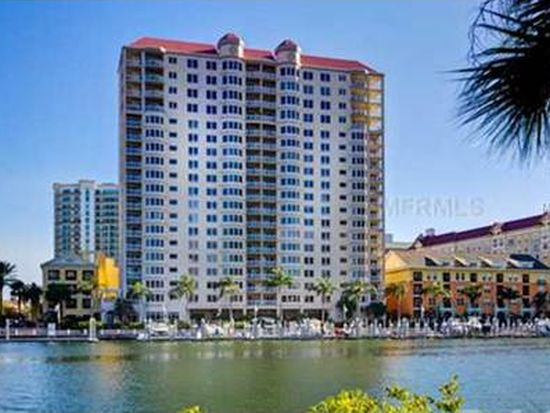 371 Channelside Walk Way UNIT 1401, Tampa, FL 33602