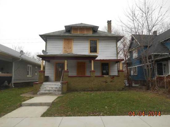 3131 N Park Ave, Indianapolis, IN 46205