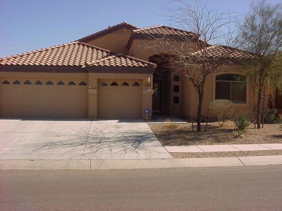 7537 S Granite Hill Dr, Tucson, AZ 85757